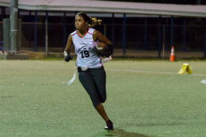 Christina McLean was a standout on defense for Lynx.