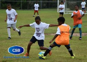 BT football camp 2