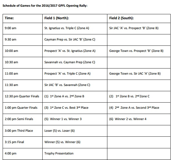 gpfl-rally-schedule