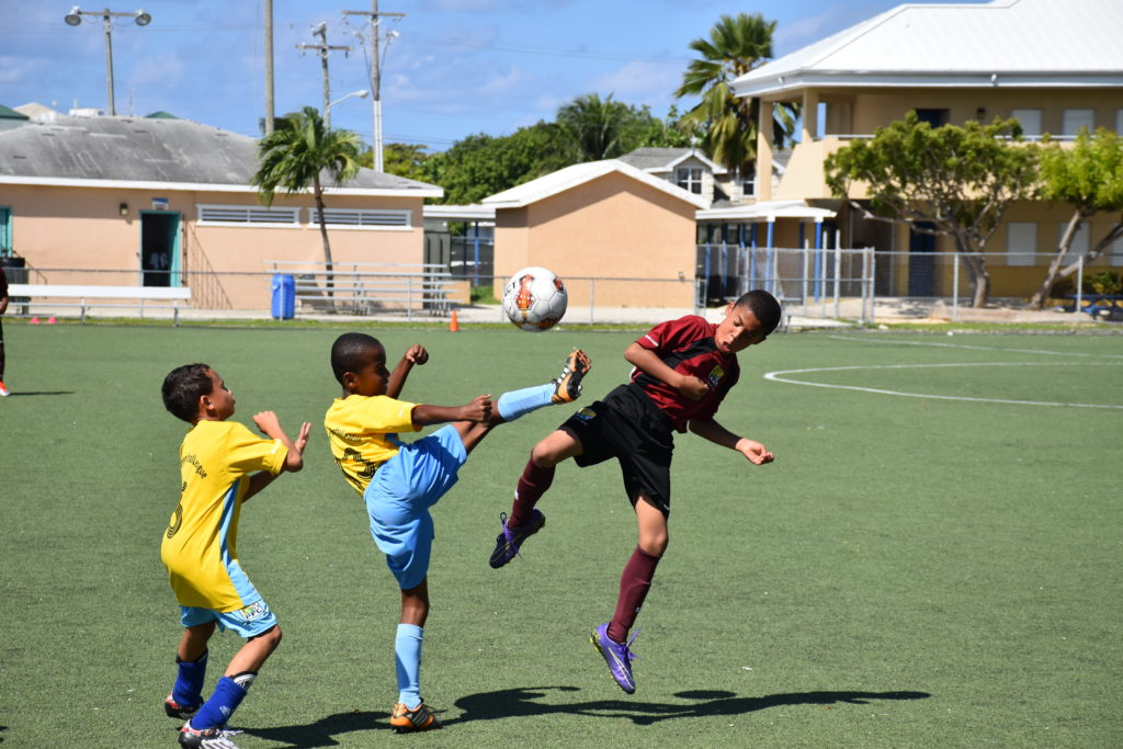 South Sound Schools vs Red Bay Primary.