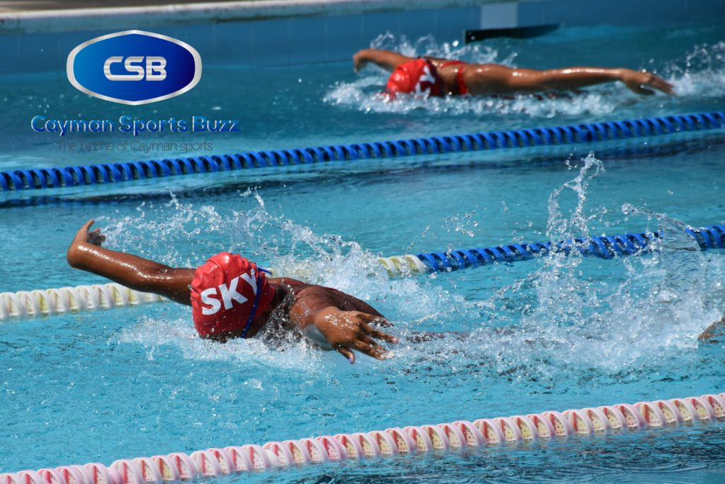 Sting Ray Swim Club