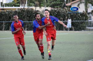 Cayman Athletic celebrates
