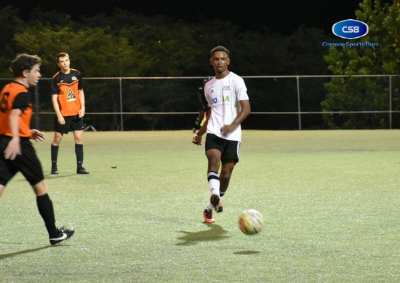 Ebanks scored twice in the 27 Nov win against Sunset.