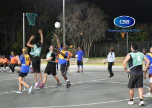 Allstars netball 2