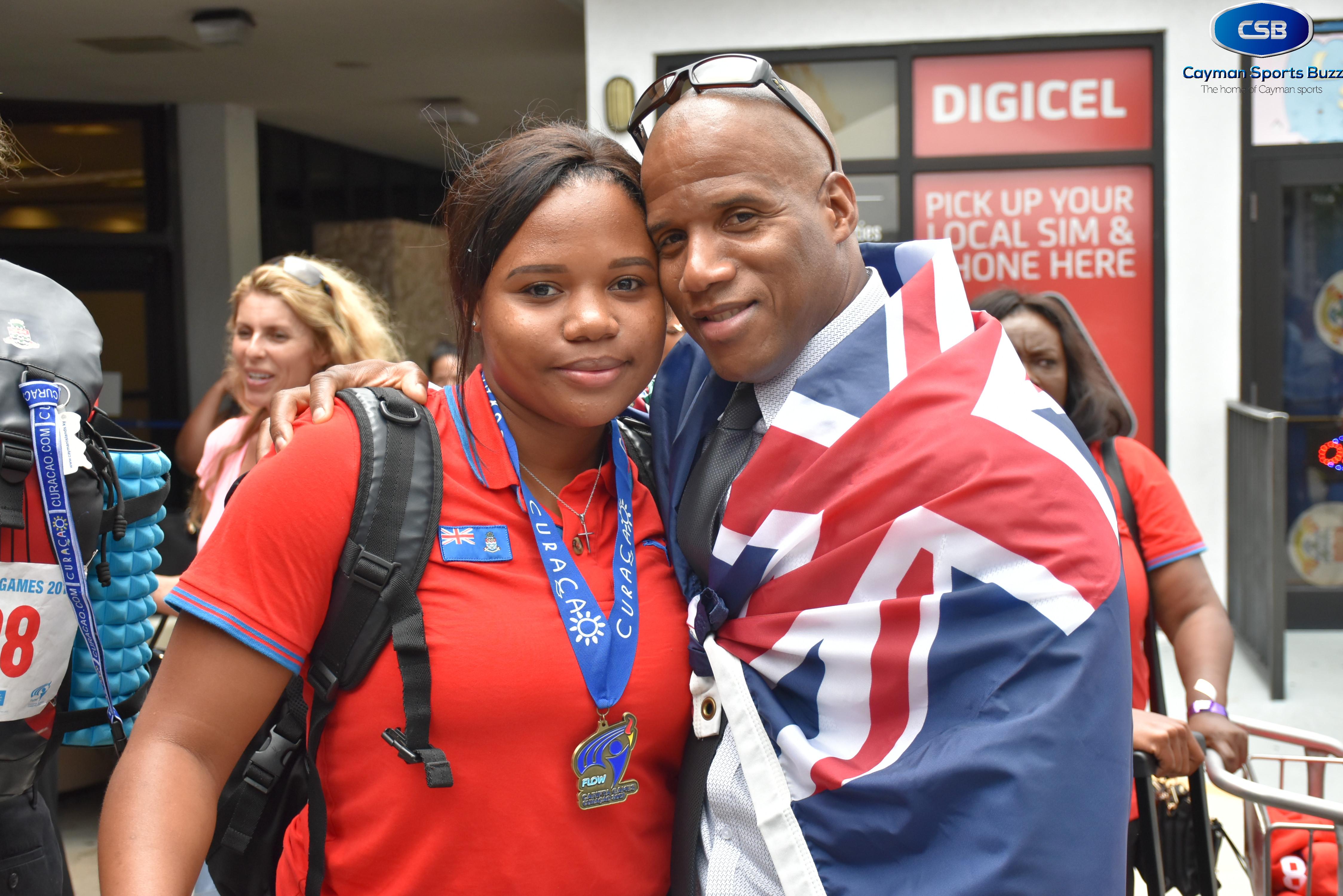 Barnes Ready To Mend Bridges As Athletics President Cayman Sports Buzz