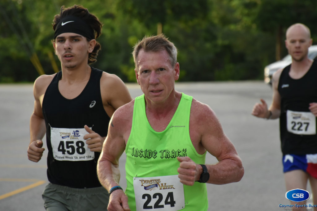 Tim Schuler To Hell and Back 5K