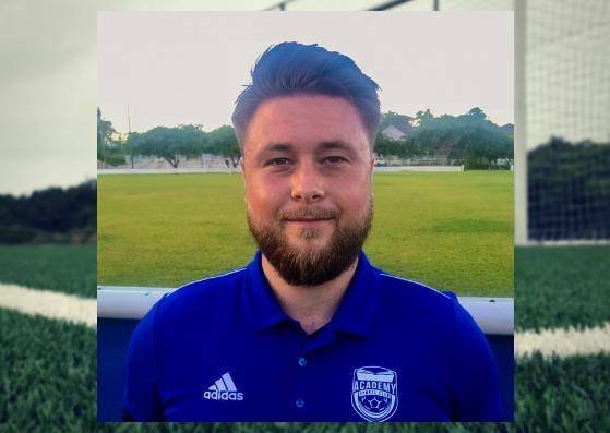 Ben Pugh - Youth Coach, Academy Sports Club